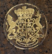 Coat of arms detail, 228- 337q.