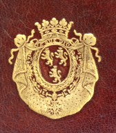 Coat of arms detail, 264- 840q.