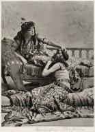 Bernhardt as Cleopatra [graphic].