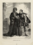 Othello and Iago [Othello, III, 3] [graphic] / painted by S. A. Hart, R. A.