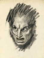 Henry VI Part II, Study of the Fiend's Head