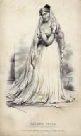 Madame Pasta as Desdemona in the opera of Otello [by Rossini] [graphic].