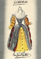 Gloriana : an opera in three acts