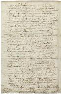 Elizabeth I ALS to Henri IV
