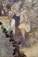 [Poems. Duckworth]Songs and sonnets of ... / illustrated by Charles Robinson.