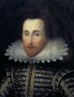 Janssen Portrait of Shakespeare