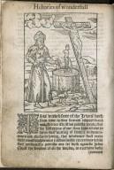 [Histoires prodigieuses extraictes de plusiers fameux auteurs grecs & latins] Certaine secrete wonders of nature ...