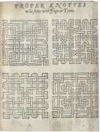 The gardeners labyrinth...