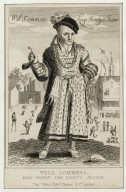 Will. Sommers, King Henry the Eight's jester [graphic].