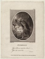 Othello: Yet I'll not shed her blood ... Othello, act V, scene 2 [graphic] / H. Singleton, del. ; C. Taylor, direxit et sculpt.
