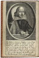 Poems: vvritten by Wil. Shake-speare. Gent.