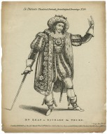 Mr. Kean as Richard the Third