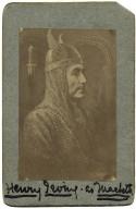 Henry Irving as Macbeth [in Shakespeare's Macbeth] [graphic] / J. Speed.
