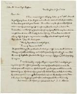 ALS to Davis, written from Boston