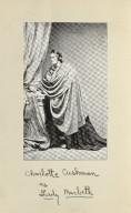 Macbeth. As presented by Edwin Booth…