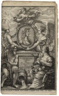 An essay on the first book of T. Lucretius Carus De rerum natura. Interpreted and made English verse by J. Evelyn Esq;