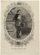 Mr. Edwin Booth as Iago : [graphic] Work on, my medicine, work; thus credulous fools are caught. Othello, act.IV, sc.I.