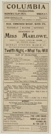 Twelfth Night arranged in 4 acts, private printing