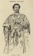 Tommaso Salvini ... as Othello