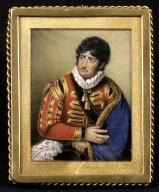 Portrait of George Frederick Cooke as 'Iago' in Othello by William Shakespeare