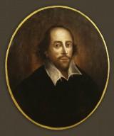 Shakespeare signboard.