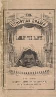 Hamlet the dainty : an Ethiopian burlesque on Shakespeare's Hamlet