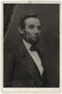 [Abraham Lincoln] [graphic] / copyright 1894 by H.W. Fay.