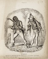 Othello : an interesting drama, rather! / by Alexander Do Mar ; with illustrations after Rembrandt.