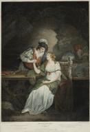 Shakspeare - Tempest - Act V, Scene I [graphic] Ferdinand & Miranda playing at Chess