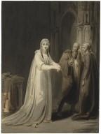 [Macbeth, act 5, scene 1, Lady Macbeth sleepwalking] [graphic] / R.W., 1797.