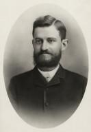Mr. Folger with a beard (photo)