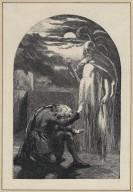 [Hamlet, act I, scene v] [graphic] / Dalziel ; [John Gilbert].
