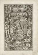Britannia, siue Florentissimorum regnorum Angliæ, Scotiæ, Hiberniæ…