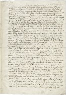 Autograph letter signed from John Donne, London, to Sir George More [manuscript], 1601/1602 February 2.