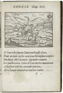 Figures de la Bible declarees par stances, par G.C.T….
