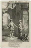 Romeo and Juliet, act 5th, scene 1st [graphic] / Anty. Walker, invt. del. et sculpt.