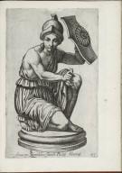 Antiquarum statuarum urbis Romae primus [-quartus] liber…