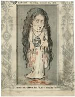 "Miss Bateman as ""Lady Macbeth"" [graphic]."
