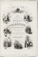 [Works. 1850] The complete works of Shakspere...