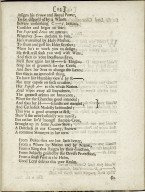 The second part of the collection of poems on affairs of state