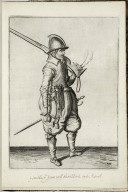 [Wapen-handelinghe van roers, musquetten, en spiessen. English] The exercise of armes for caliures, muskettes, and pikes...