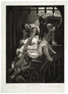 King Richard the Third, act IV, scene III: Tower of London ... [graphic] / painted by James Northcote ; engraved by Willm. Skelton.