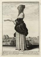 Summer [graphic] / W. Hollar inu. et fecit, Londini 1644.