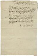 Deposition of John Bartholomew in the Hubbard piracy case.