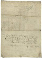 Petition. To the Right honorable the Judges of Assizes...with 5 authograph lines signed: John Wylde and dated Plimouth 3 Aug. 1649.