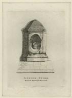 London stone, Henry VI, part II, act IV, scene VI [graphic].