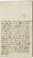 Diary of a person in the entourage of the earl of Peterborough and then of the earl of Sandwich