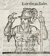 [Chronicles of England, Scotlande, and Irelande] The firste volume of the Chronicles of England, Scotlande, and Irelande