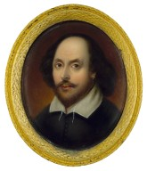 The Clopton-Wingfield portrait of Shakespeare