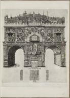 The arch's of triumph erected in honor of the high and mighty prince. Iames...